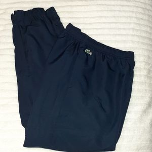 Lacoste Sports Track Athletic  Pants
